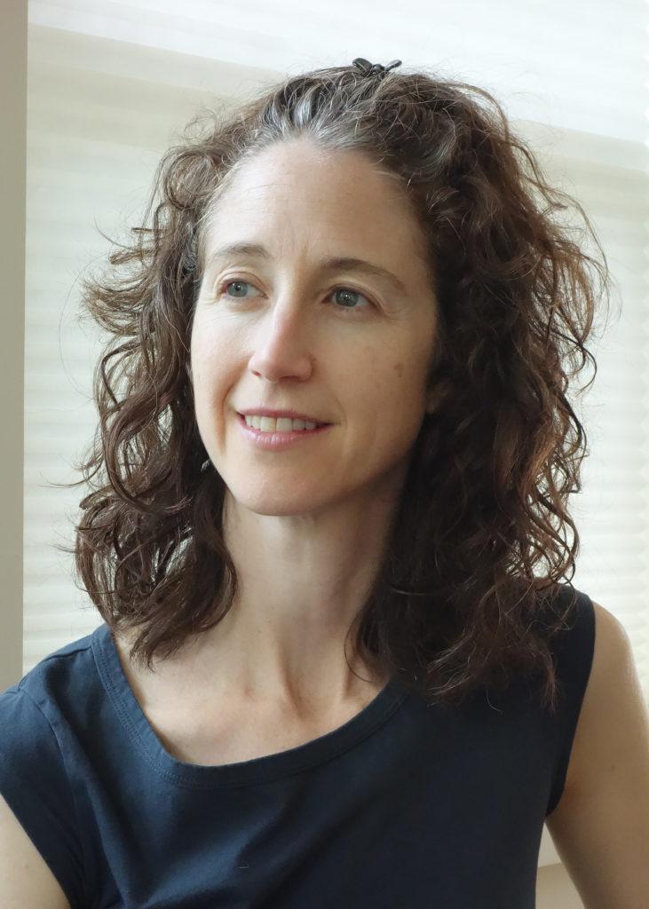 somatic yoga dallas Jessica O'Keefe headshot