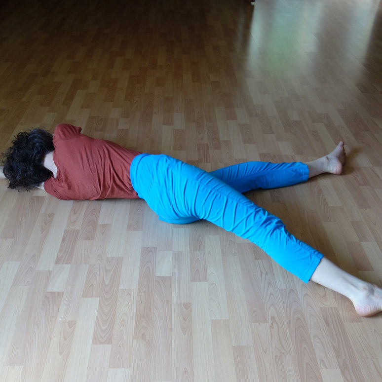 SomaticYoga Practice with Jessica O'Keefe